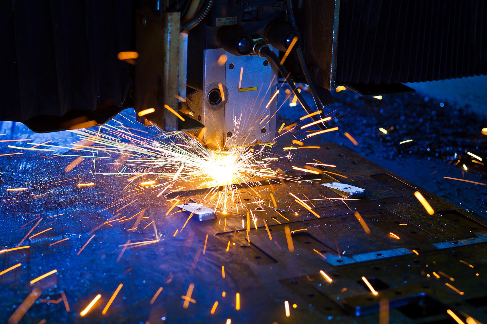 Laserové řezaní
